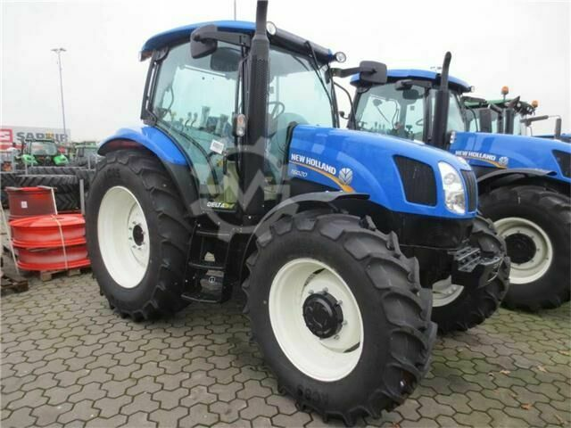 New Holland T 6020 DELTA TIER 3