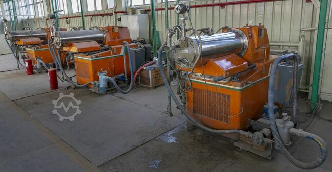 Oliver Y Batlle Spain SUPERMILL EHP -50