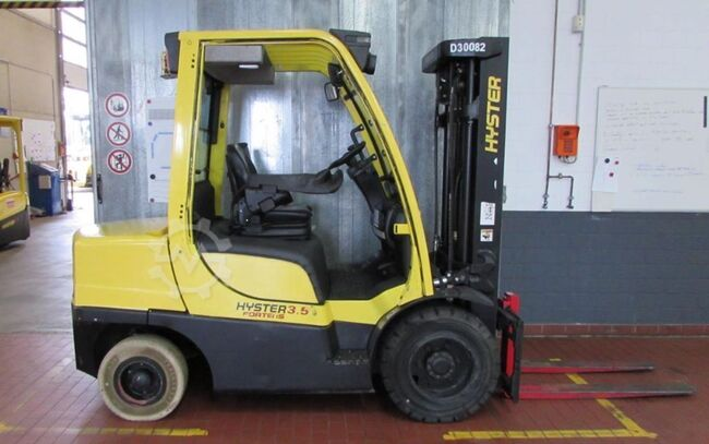 Hyster H 3.5 FT Fortens Advance