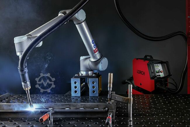 Lorch Cobot-Welding-Package