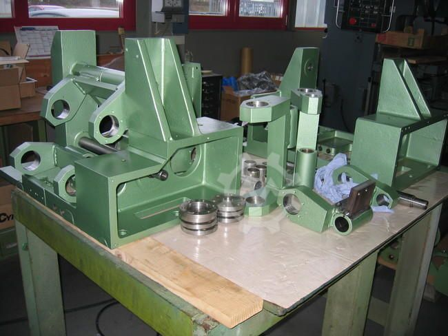 COOK BOLINDERS feed device
