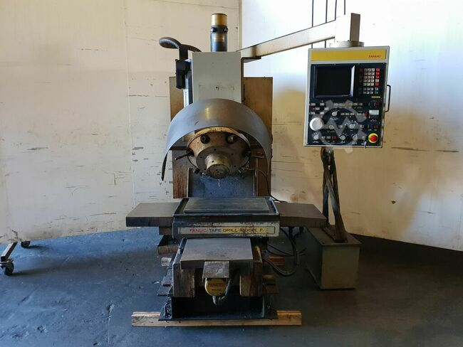 Fanuc Tape Drill Model F