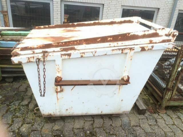 Sonstige/Other Andere Absetzcontainer Absetzcontainer 1m³