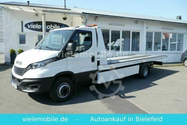 Iveco Daily 72C18P Abschleppwagen  Matic