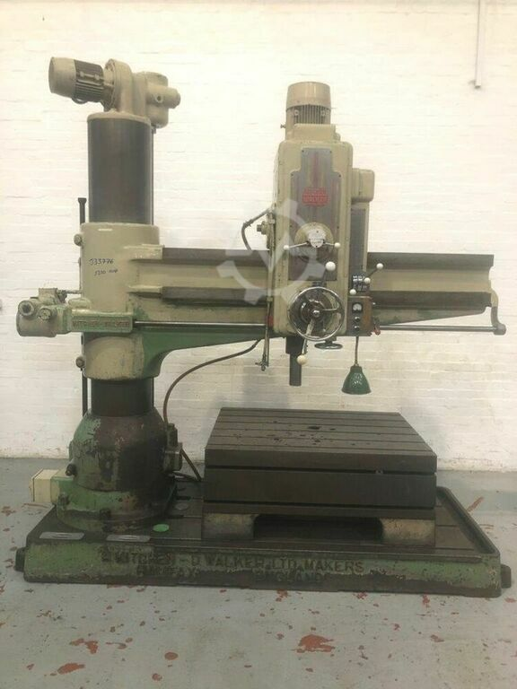 KITCHEN & WALKER E75-1900 1900mm Radial Drill