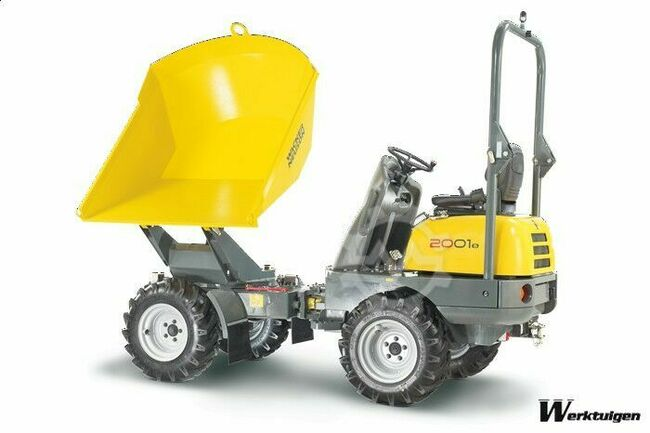 Wacker neuson 2001 Swivel