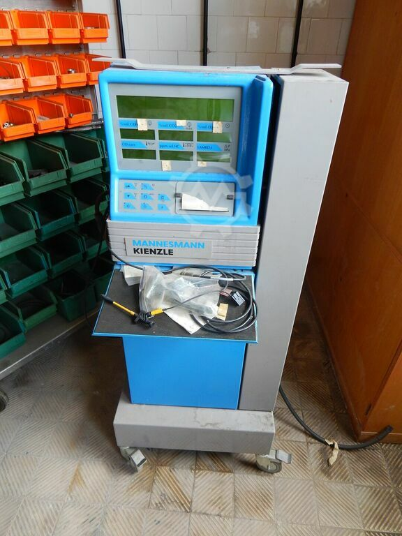 The exhaust gas analyser 4040-40
