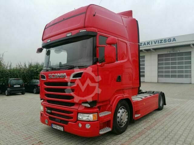 Scania R450 Mega Retarder / Leasing