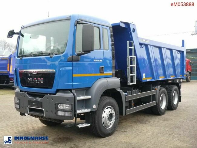 MAN TGS 33.360 6x4 Meiller tipper 16 m3 NEW/UNUSED