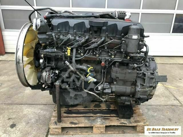 Sonstige/Other PACCAR MOTOR XF 105 EURO 3 / EURO 5