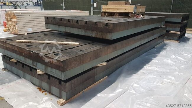 STOLLE 5500 x 2000 x 300mm