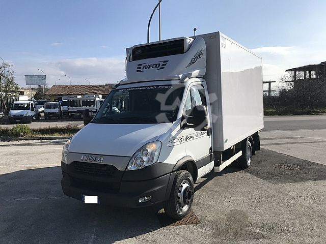 Iveco DAILY 60C17 CELLA FRIGO -20 FRCX 12/2019