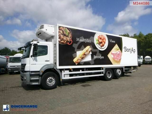 Mercedes-Benz Axor 2529 6x2 Thermoking TS 500e frigo