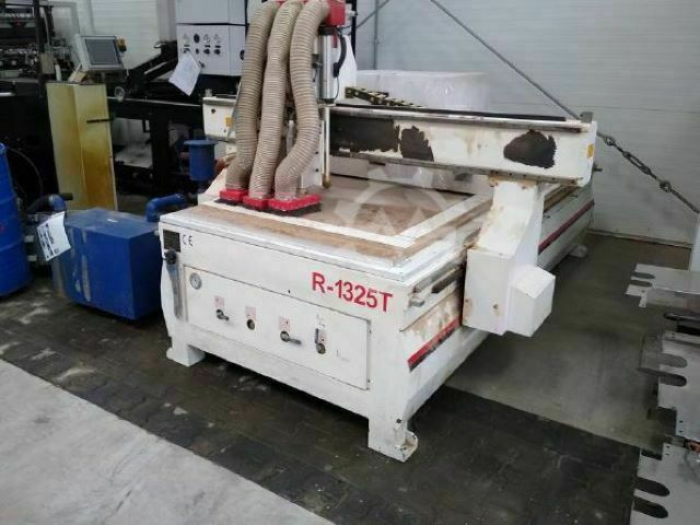 Luckberry Woodworking machinery CO. LTD Router R-1325T