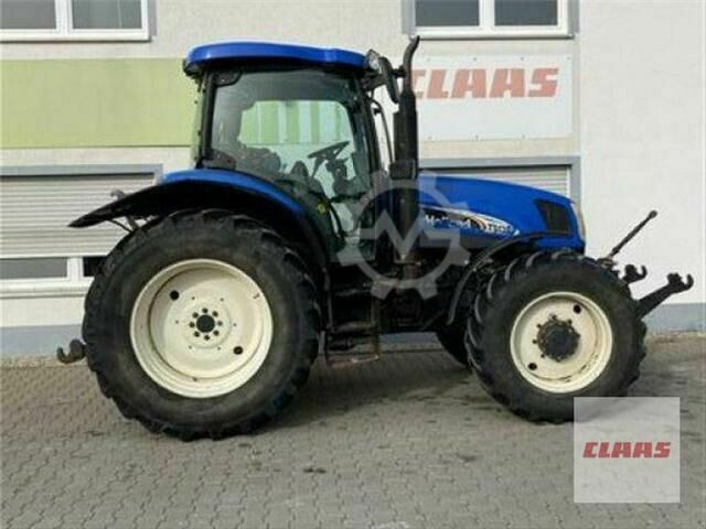 New Holland TS A 135
