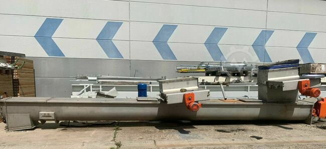 J. Romberger STS 350 x 6000 mm