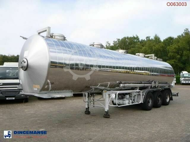 Sonstige/Other MAISONNEUVE Chemical tank inox 32.5 m3 / 1 comp
