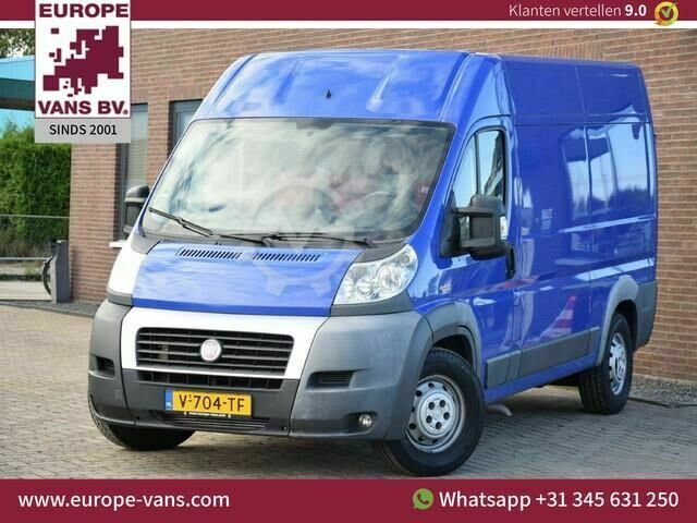 Fiat Ducato 35 L2H2 3.0 CNG Aardgas Airco 11 2012