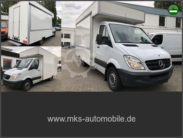 Mercedes-Benz Sprinter 313CDI FoodTruck Verkaufswagen Food Truc