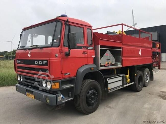 DAF AS23HT
