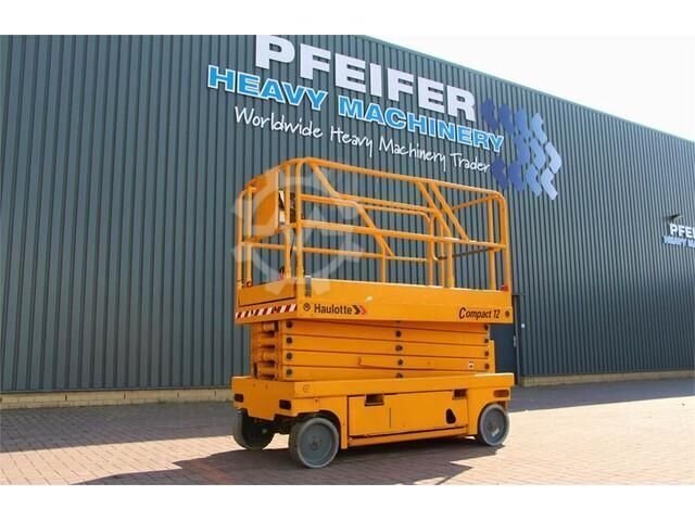 Haulotte COMPACT 12 Electric, 12m Working Height, Non Marki