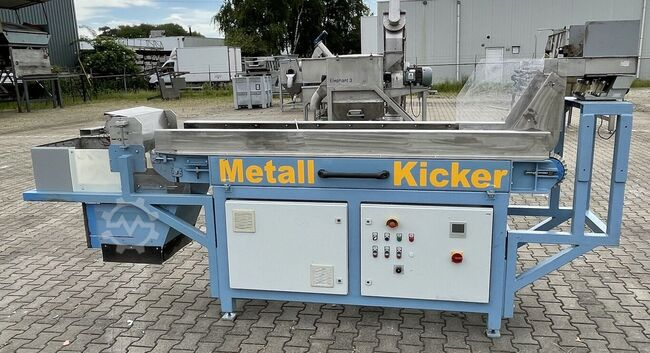 Alrec Tec Metall-kicker 400