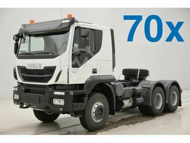 Iveco Trakker 480 6x4 70x for sale