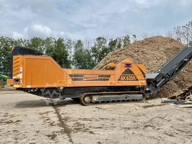 Doppstadt AK635 K Eco Power