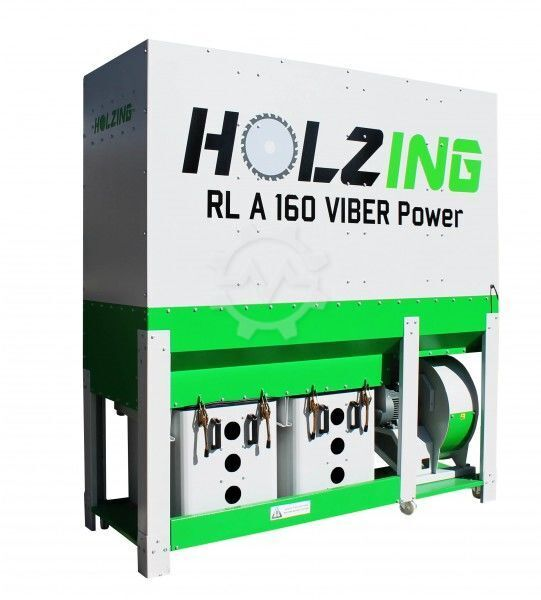 Holzing RLA 160 VIBER Power 5200 m3h