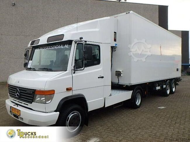 Mercedes-Benz Vario 619 D Trailor Cooling
