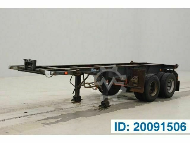 Sonstige/Other Flandria 20 ft skelet
