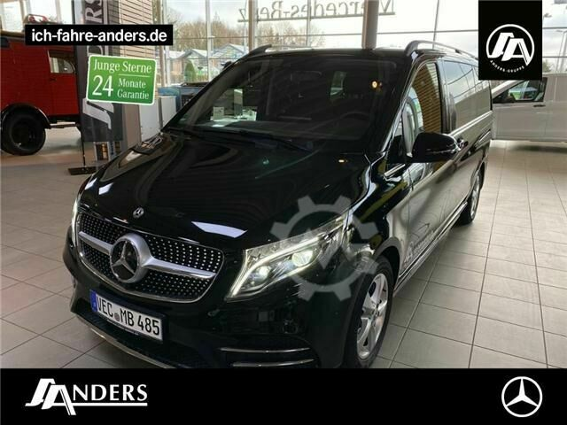 Mercedes-Benz V 250 d Edit. Avant. L AMG*Distronic*LED*360