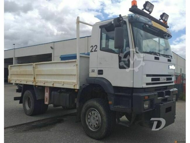 Iveco B1VPS1 4x4.