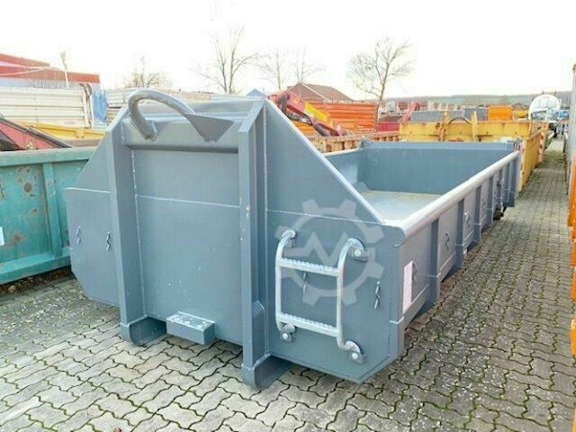 Sonstige/Other Andere Abrollcontainer mit Klappe ca. 10m³ Abroll