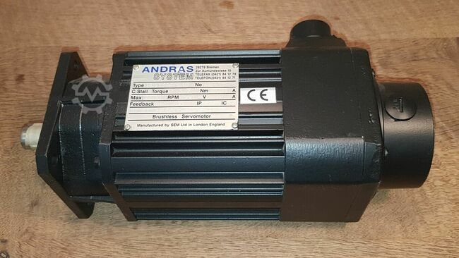 Andras System / SEM HD115A6-64S