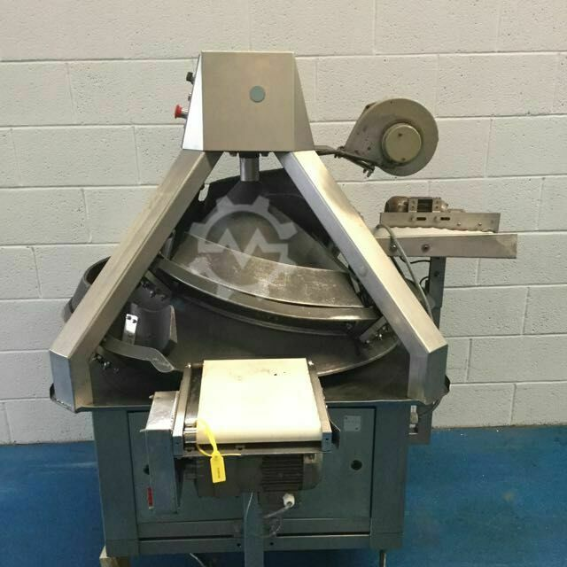 BENIER allround industrial conical rounder