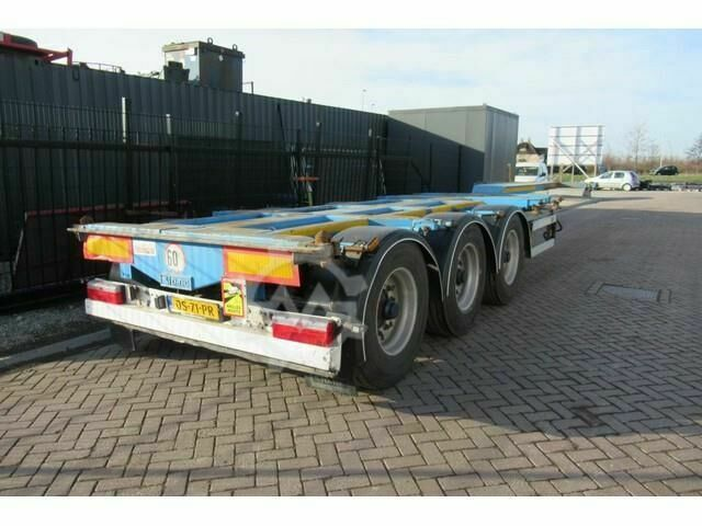Sonstige/Other D TEC Flexitrailer / RENTAL / VERHUUR