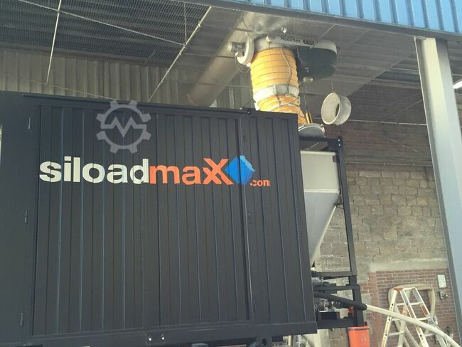 SiloadmaxX Container loading system