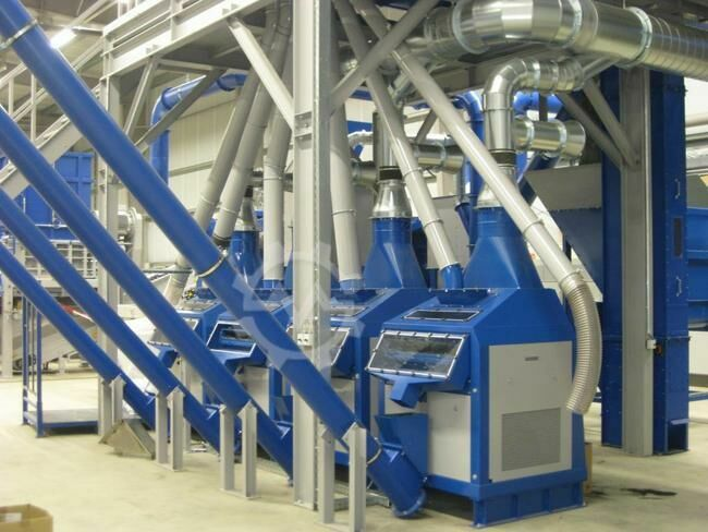 RW Recycling World FBS 450 / FBS 600 / FBS 900