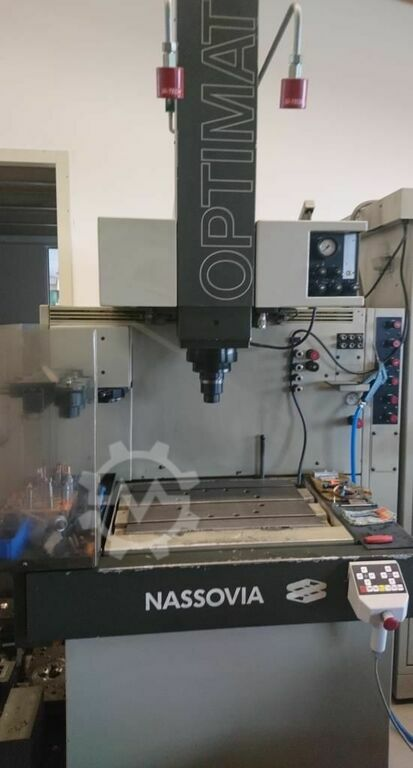 SCHIESS NASSOVIA Optimat 505 CNC