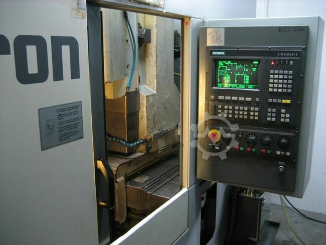 Chiron Milling center