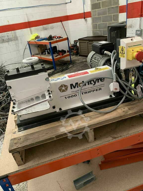 McIntyre McIntyre 1000 Cable Stripper