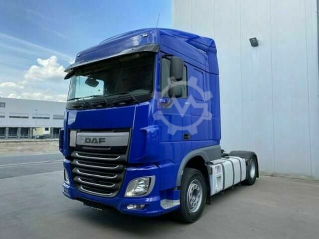 DAF XF460 SC 2xTanks / Leasing