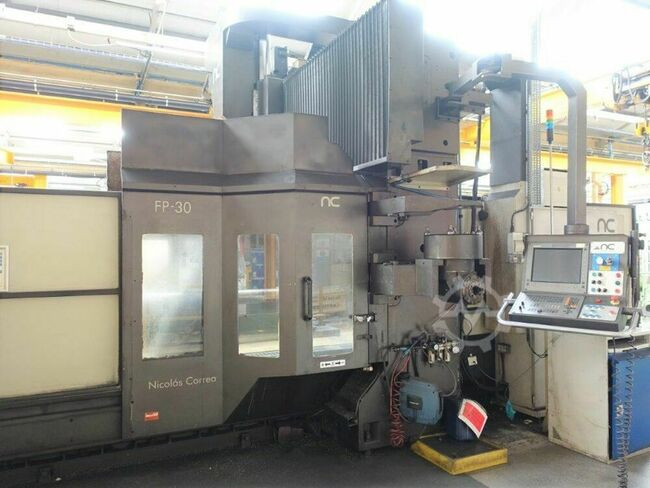 CORREA FP 30/35 Bridge Type CNC Miller