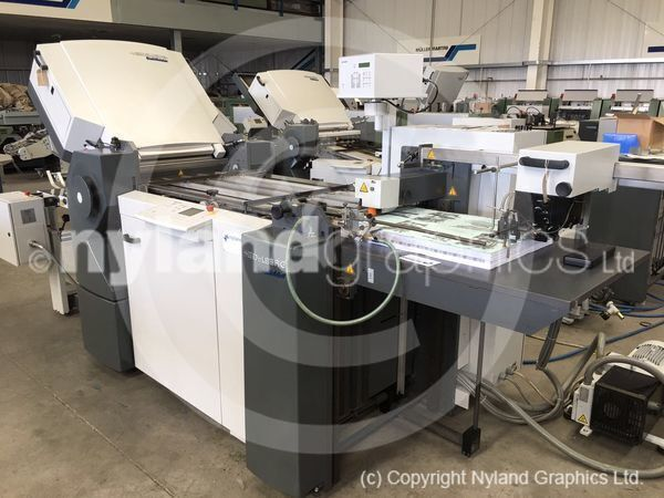 Heidelberg Stahlfolder TH56/6 Section folder- 2006