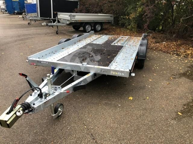 Brian James Trailers Car Hauler 2 , 145 1210, 4000 x 2000 mm, 2,6 to.