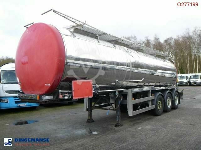 Sonstige/Other Clayton Chemical tank inox 30 m3 / 1 comp