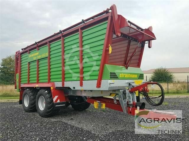 Strautmann GIGA TRAILER 4602 DO