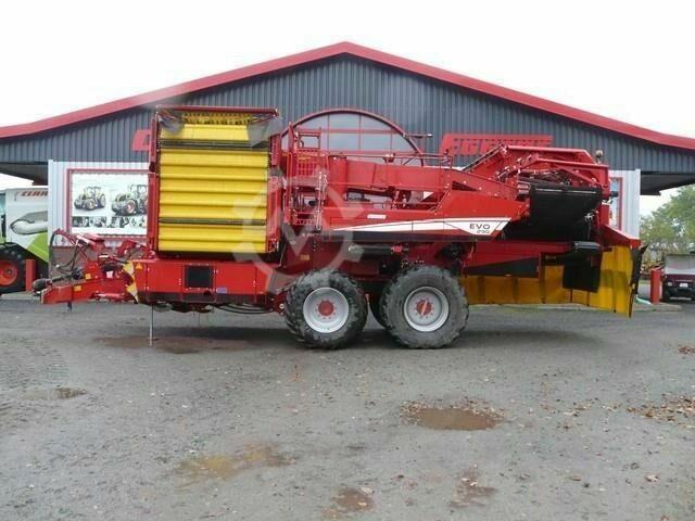 Grimme EVO 290 NB