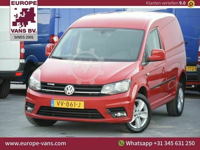 VW Caddy 2.0 TDI 150pk 4Motion Highline DSG Automaat
